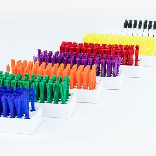 Laboratory Hand Nail Brush