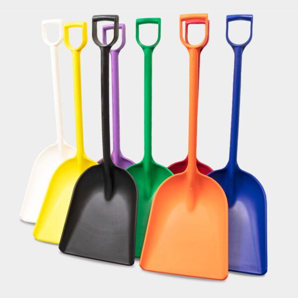 Cleaning Sanitary Shovel